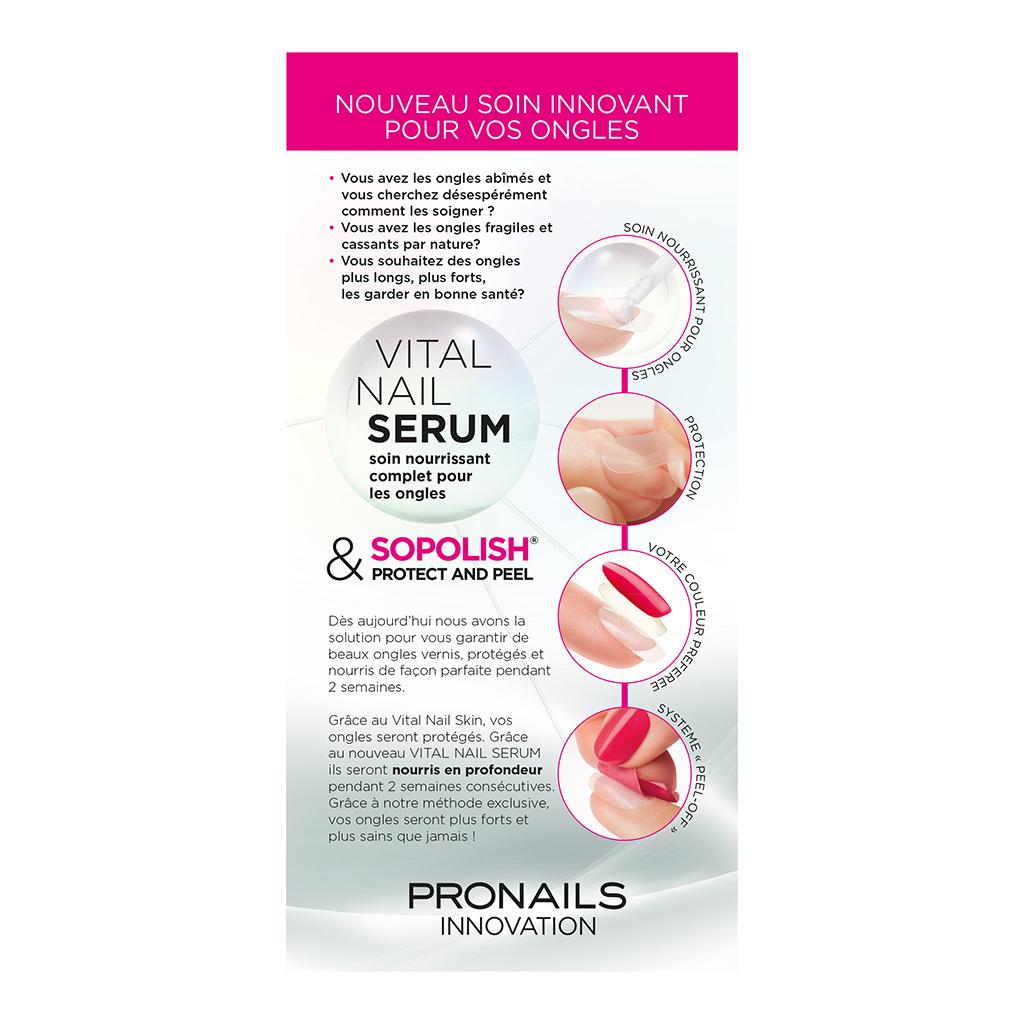 82522 Flyer Vital Nail Serum FR.indd
