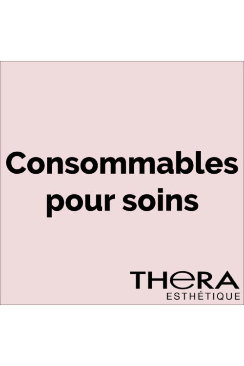 Consommables pour soins