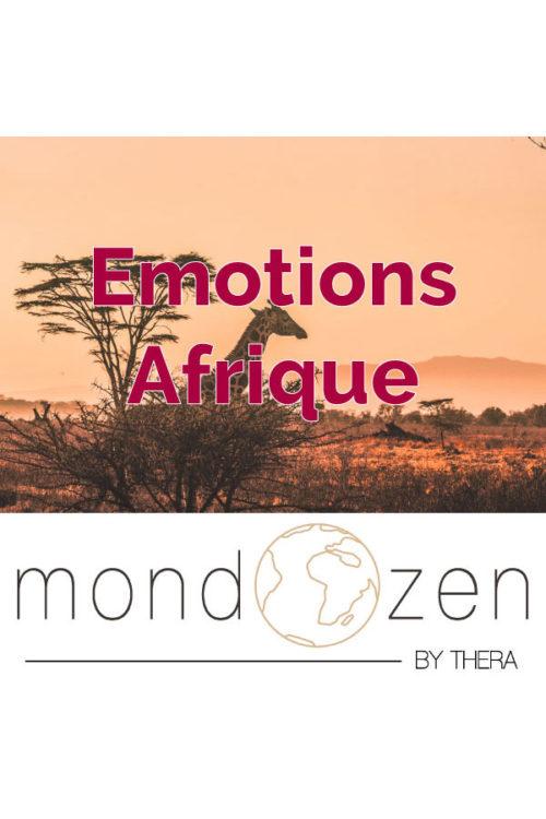 Emotions Afrique