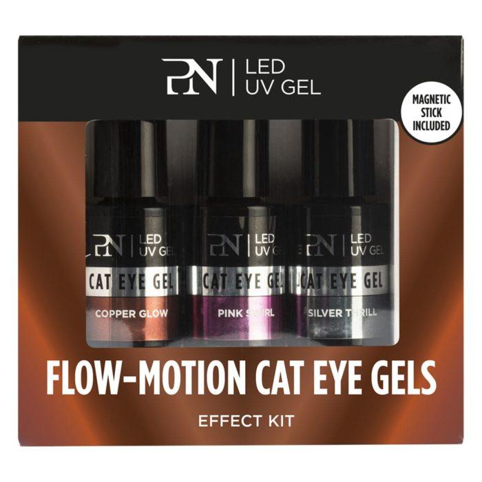 THERA ESTHETIQUE Grossiste En Produit Esthetique Bretagne Pronails Effet Kit Cat Eye 29596 1