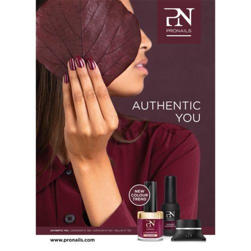 THERA ESTHETIQUE Grossiste En Produit Esthetique Bretagne Pronails Marketing Tools Poster 29601 Authentic You