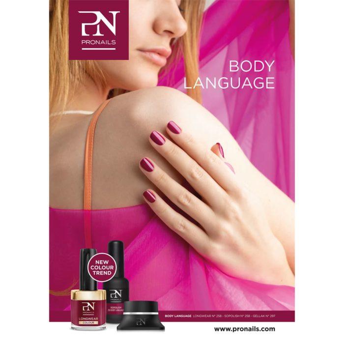 THERA ESTHETIQUE Grossiste En Produit Esthetique Bretagne Pronails Marketing Tools Poster Body Language 29603