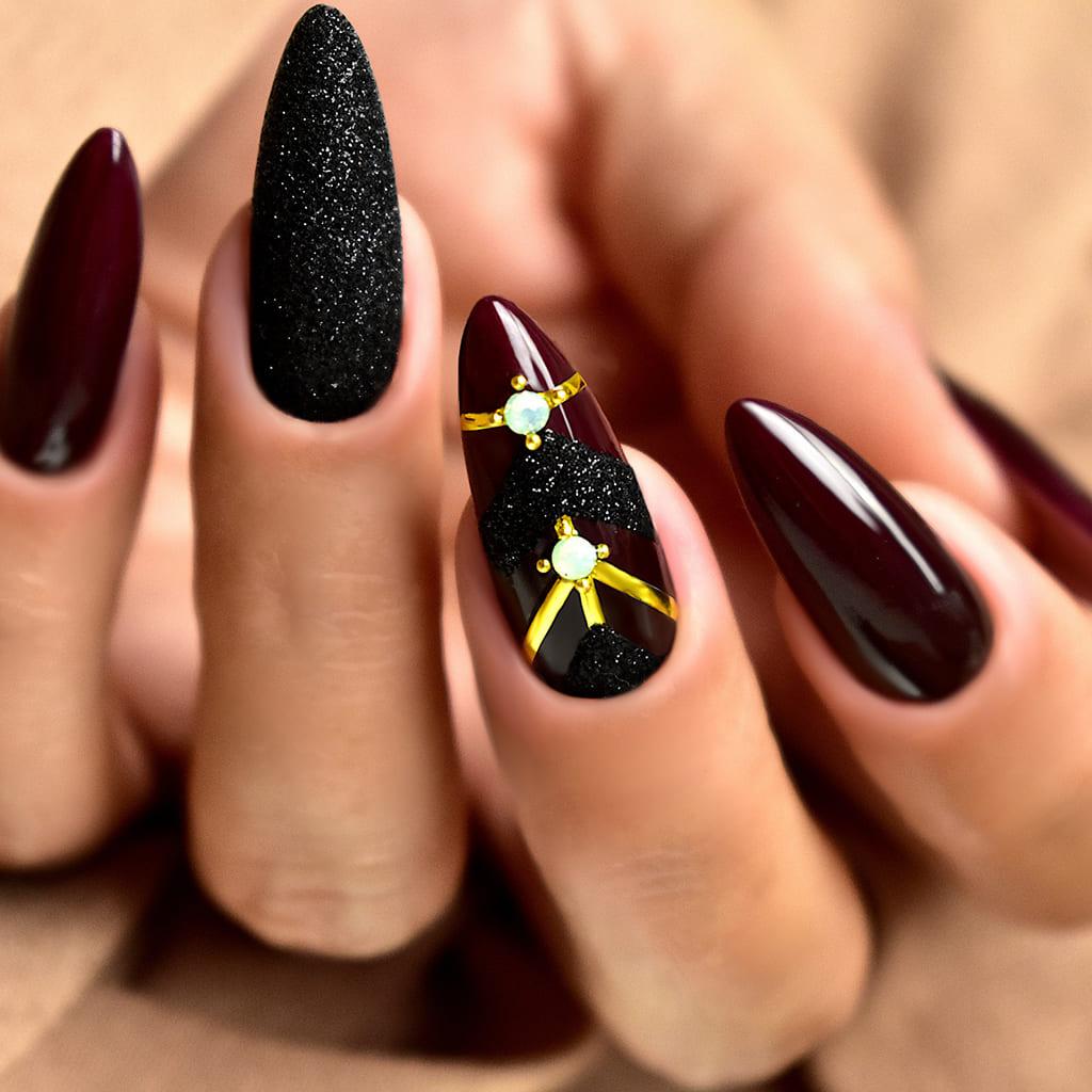 THERA ESTHETIQUE Grossiste En Produit Esthetique Bretagne Pronails Nail Art Gold Striping 29592 2