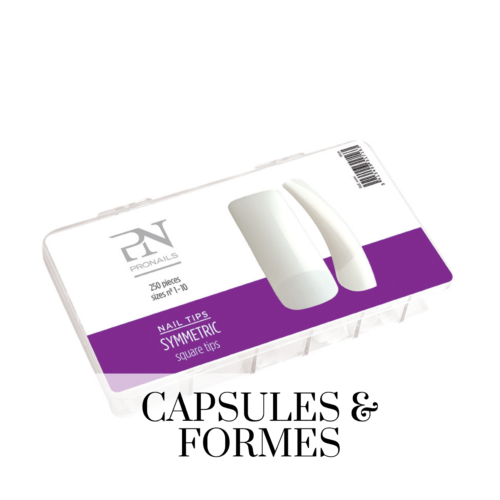 Capsules & formes