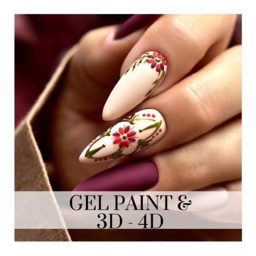 Gels (Paint 3D 4D ...)