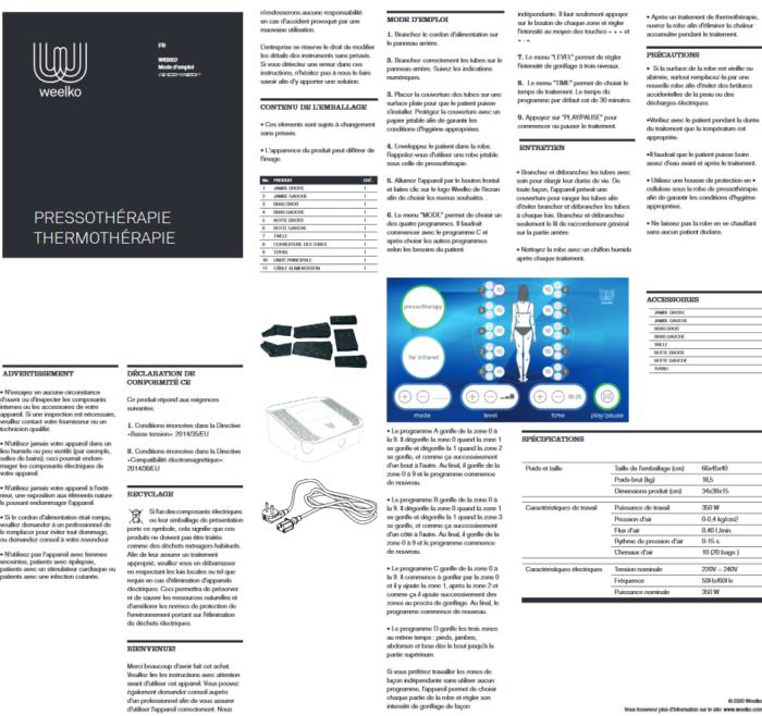 THERA ESTHETIQUE Grossiste En Produit Esthetique Bretagne Screenshot 2020 12 03 WKB002 Manual TOTAL WKB002 Manual TOTAL Pdf